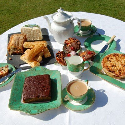 Yorkshire Afternoon Tea Treats Hamper