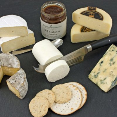 Five Yorkshire Cheeses
