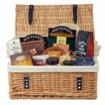 Willow Hamper for Luxury Best of Yorkshire
