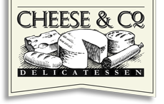 Logo Christmas Hampers by Cheese & Co